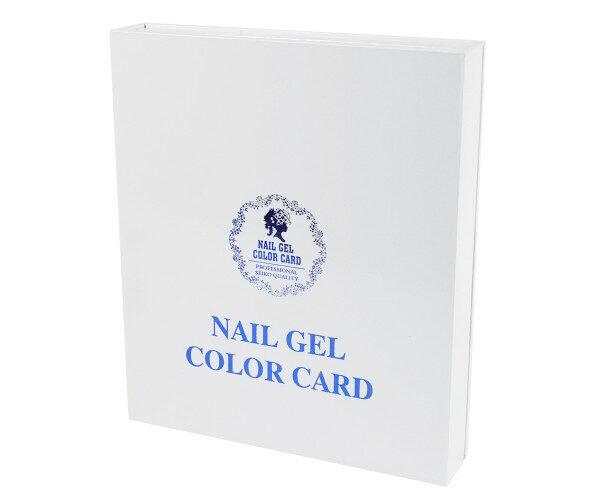 Color Card Buch Nachfülltips
