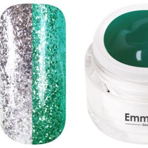 Emmi-Nail Glass Gel Green 5ml -F198-