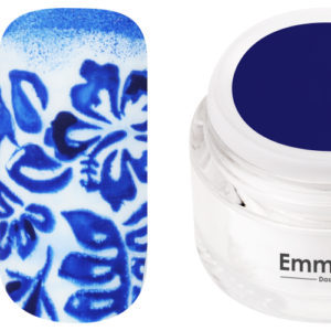Emmi-Nail Stamping-Gel blu 5ml -F345-