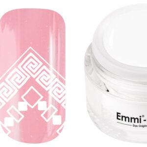 Emmi-Nail Stamping-Gel bianco 5ml -F308-