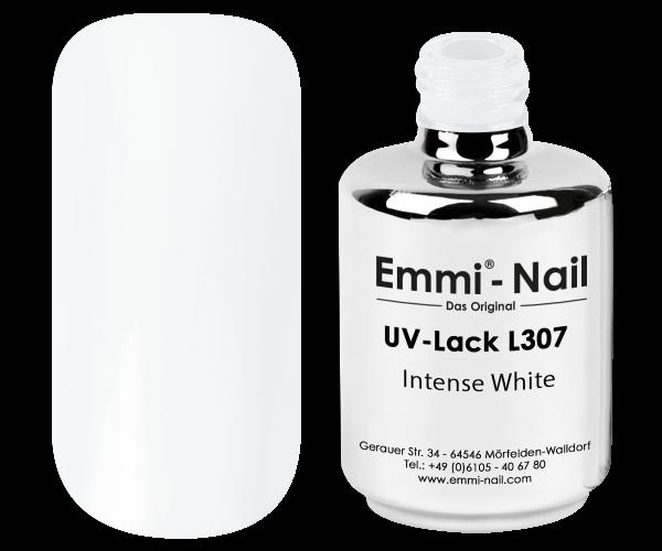 Emmi-Shellac / UV / LED-Lack Intense White -L307-